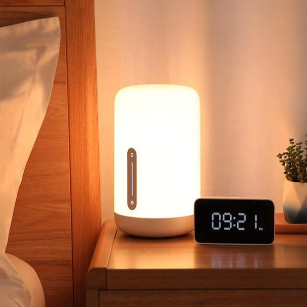Smart Light Voice Control Touch Switch Bedroom Lamp - Gadgetir