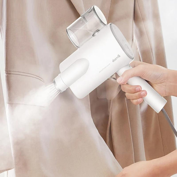 Handheld Garment Steamer Mini Portable Iron - Gadgetir