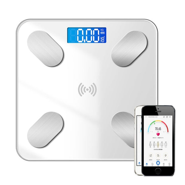 Smart Digital Scale - Gadgetir