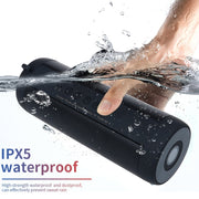 Outdoor Bluetooth Waterproof Speaker - Gadgetir