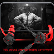 1.2m Wired Gaming Earphone - Gadgetir