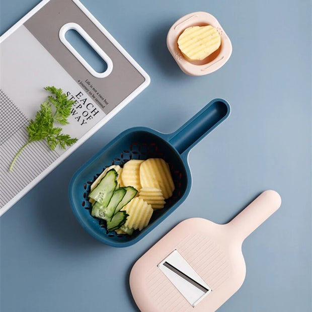 Multi-functional Vegetable Cutter - Gadgetir