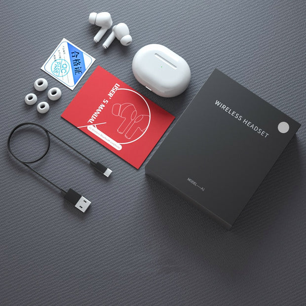 Mini Touch Wireless Earbuds - Gadgetir