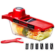 Multifunctional Vegetable Cutter - Gadgetir