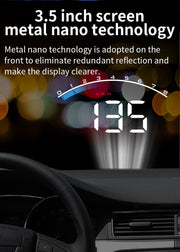 Car Head Up Display - Gadgetir