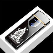 Double Arc Electric Lighter - Gadgetir