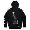 Rainbow Six Siege: Attacker Pullover Hoodie - Black