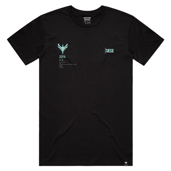Rainbow Six Siege: Zofia Short Sleeve Tee