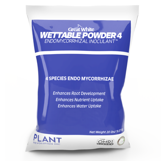 GREAT WHITE WETTABLE POWDER 4®