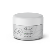 Load image into Gallery viewer, Charcoal Hydrating + Clarifying CBD MASQUE CRÈME