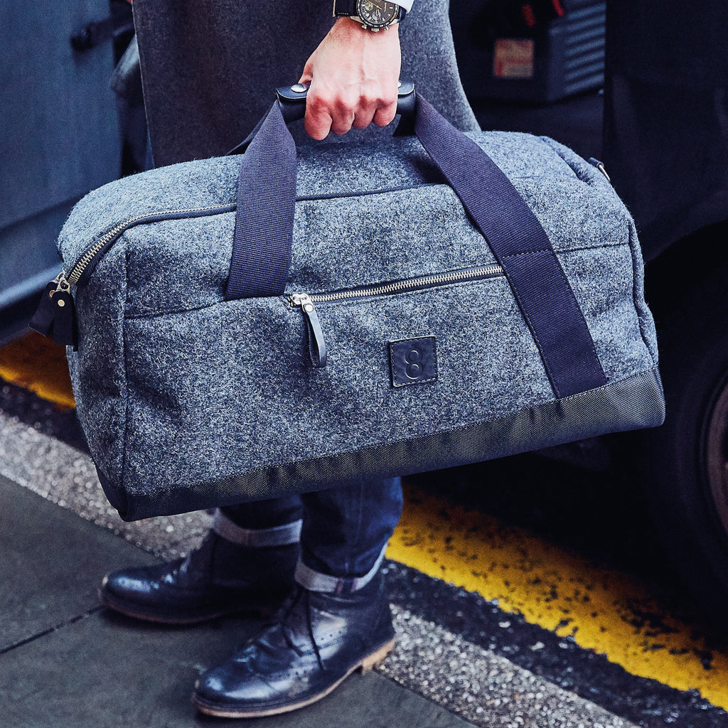 Thirty-Six Holdall - Yorkshire Wool