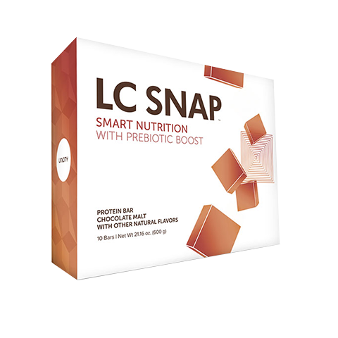 LC SNAP CHOCOLATE MALT Proteinriegel