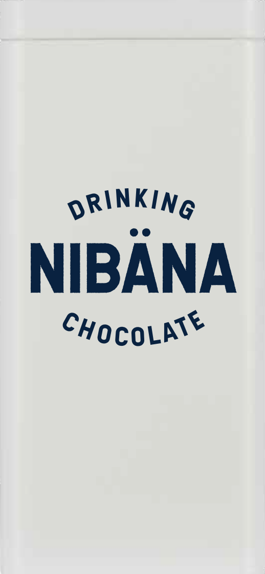 Nibana Drinking Chocolate Canister