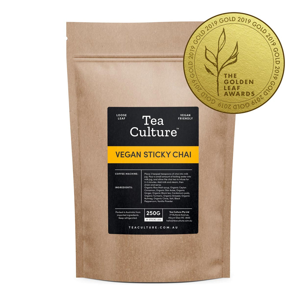 Vegan Sticky Chai 250g