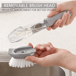 Load image into Gallery viewer, Soap Dispensing Kitchen Brush