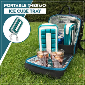 Portable Thermo Ice Cube Tray
