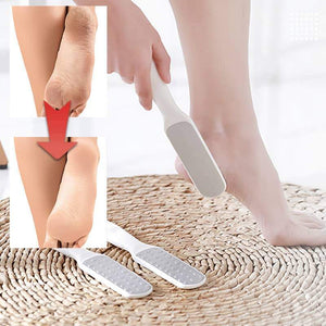 Double-sided Stainless Steel Foot File