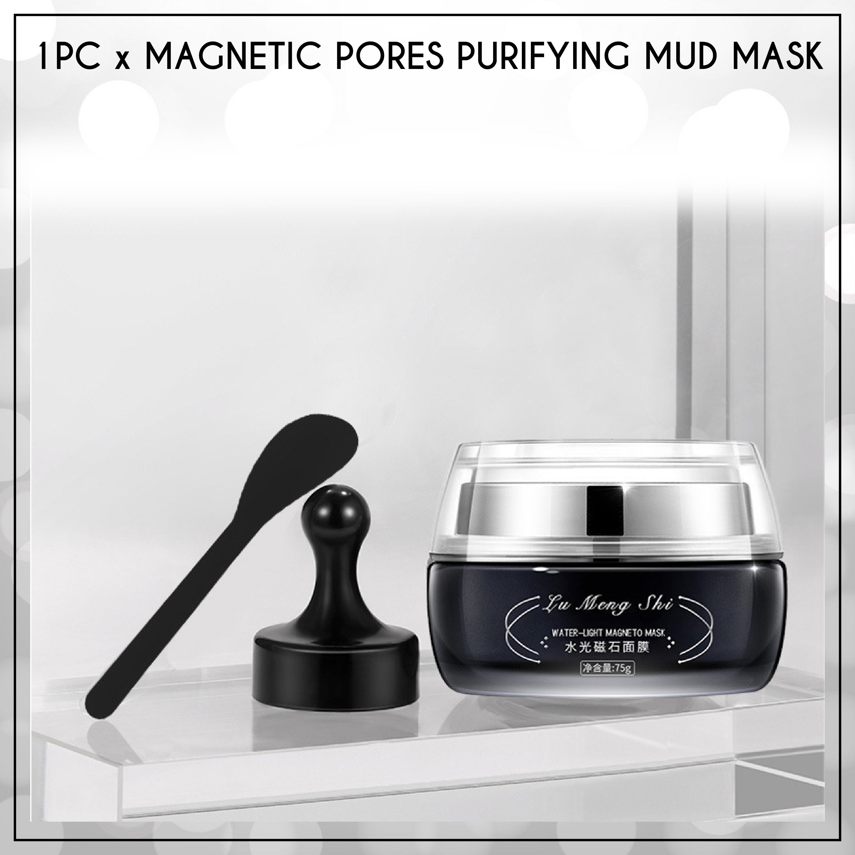 Magnetic Pores Purifying Mud Mask