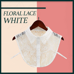 Load image into Gallery viewer, Detachable Elegant Lace Collar Dickey