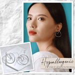 Load image into Gallery viewer, Classy Hoop Ear Cuffs