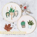 Load image into Gallery viewer, Embroidery DIY Starter Kit