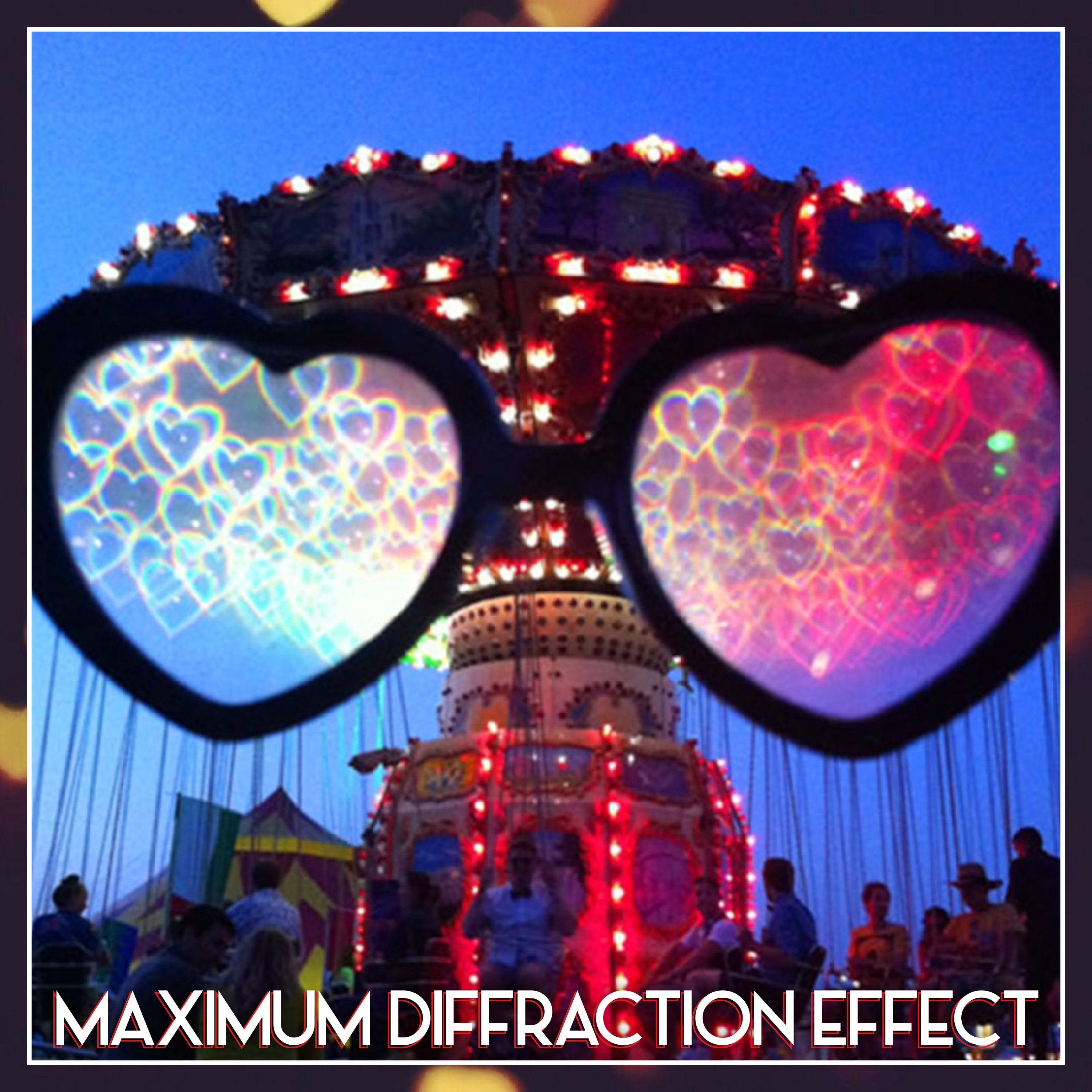Sassy Heart Diffraction Glasses