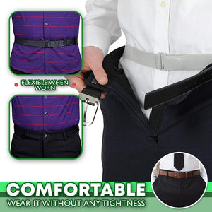 Shirt Holder Belt