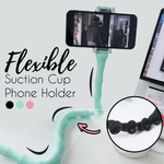 Load image into Gallery viewer, Flexible Suction Cup Phone Holder