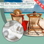 Load image into Gallery viewer, 4-in-1 Compact Travel Bottles Set