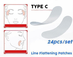 Line Flattening Patches