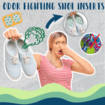 Load image into Gallery viewer, Odor Fighting Shoe Inserts (Set of 6)