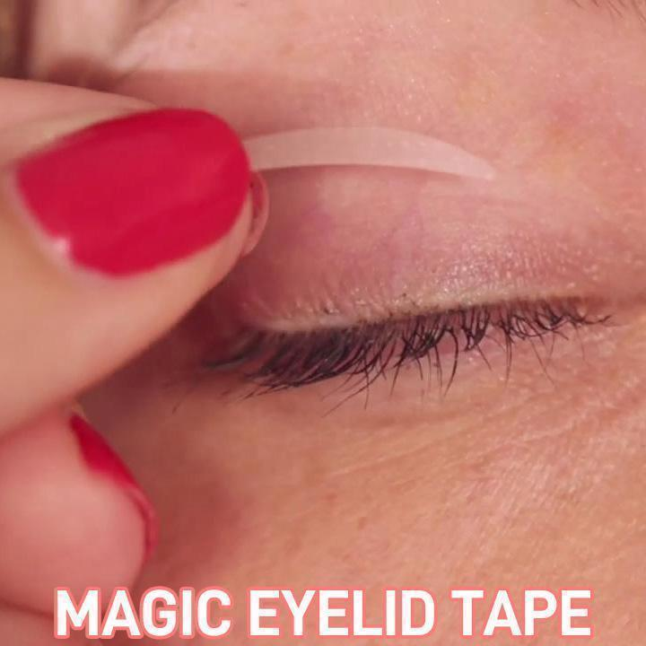 Magic Eyelid Tape (200 Pairs)