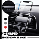 Load image into Gallery viewer, X-Shaped Shockproof Car Mount