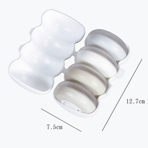 4-in-1 Compact Travel Bottles Set