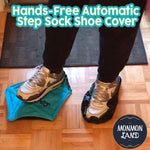 Load image into Gallery viewer, Hands-Free Automatic Step Sock Shoe Cover
