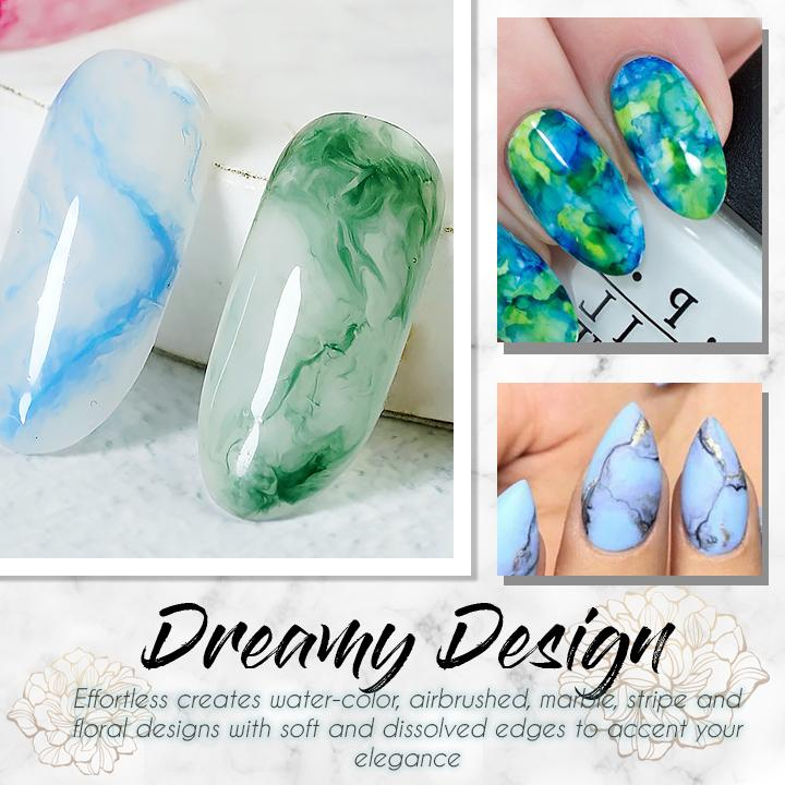 Blooming Nail Art Polish