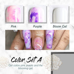 Load image into Gallery viewer, Blooming Nail Art Polish