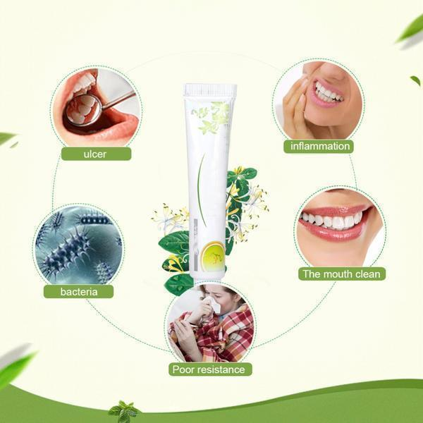 Mouth Ulcer Relief Gel