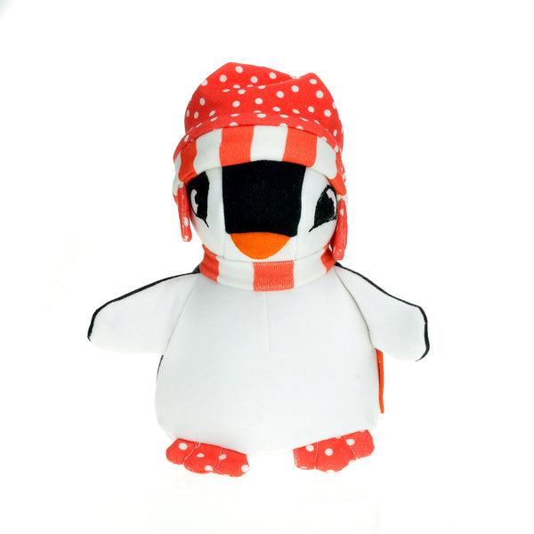 HOLIDAY COLLECTION 2020 Penguin Nina Toy (Red)