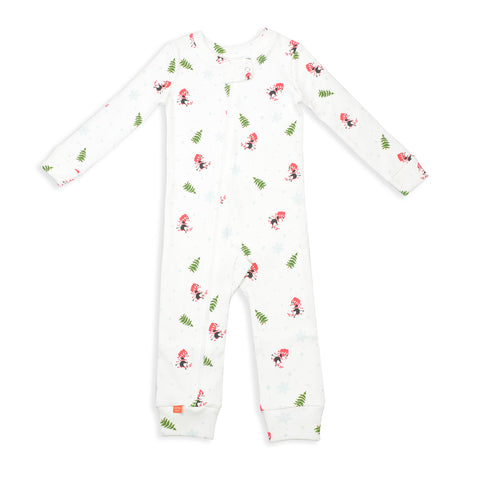 WINTER COLLECTION Penguin Nina Onesie