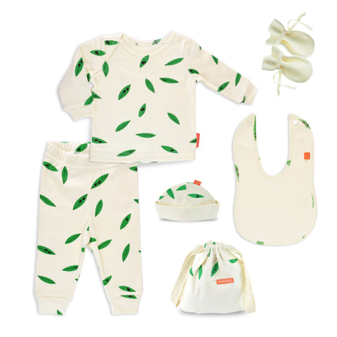 Falling Leaves Unisex Gift Set