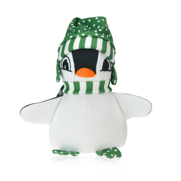 WINTER COLLECTION Penguin Nina Toy (Green)