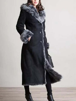 Hooded Toscana Coat