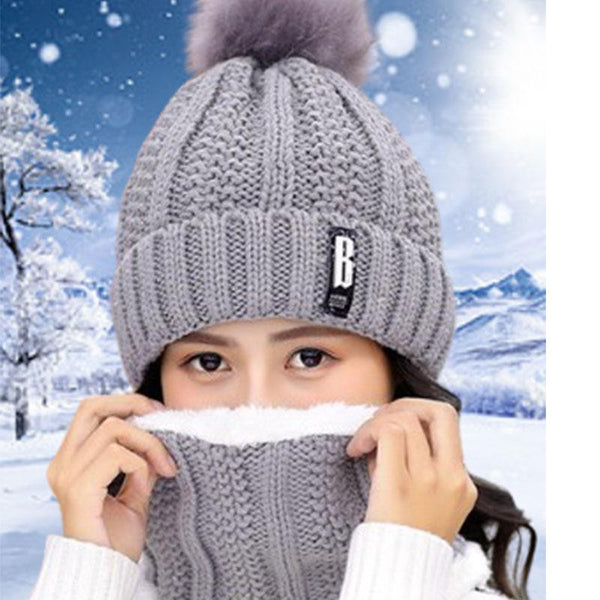All-match Warm Knitted Hat