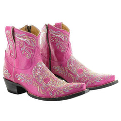 Embroidery Cowgirl Boots