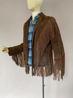 Vintage Tassel Fashion Jacket
