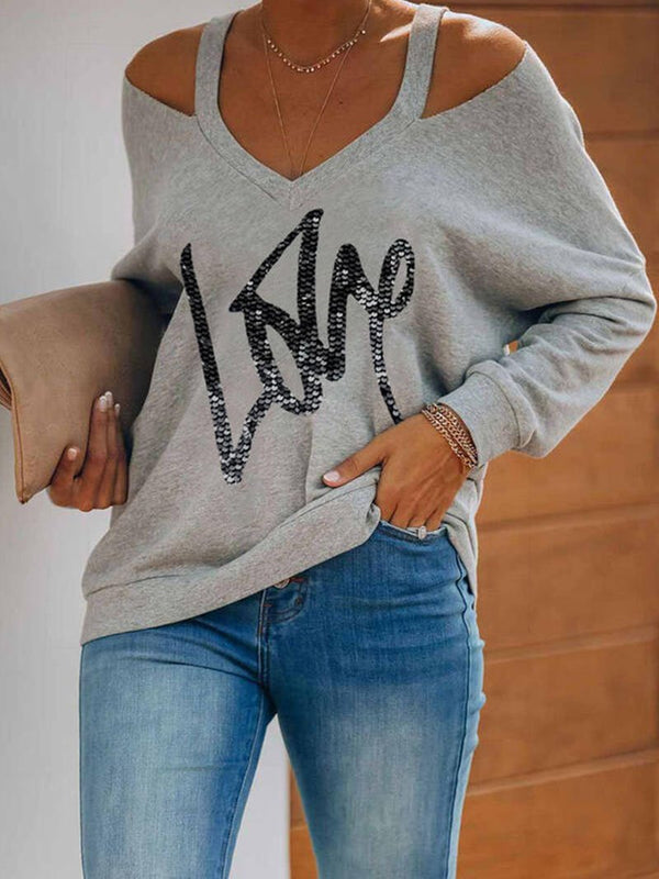 Women's Monogrammed Strapless Tops