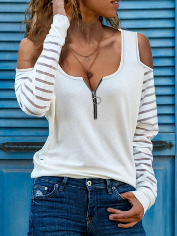 Women's Sexy Strapless Tops