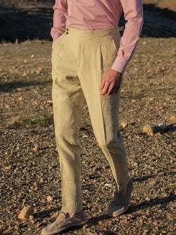 Pure Color Business Casual Trousers