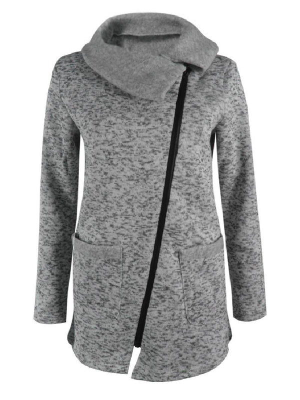 Side Zip Jacket Jacket Top